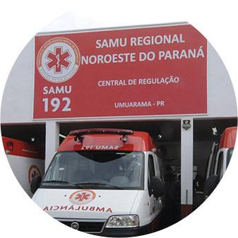 Samu Noroeste do Paraná